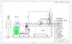 机械化吨桶自动清洗系统技术方案