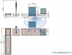 PE化工吨桶清洗,半自动吨桶清洗机械方案