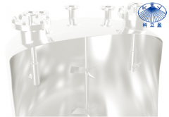 关于有机酸车间发酵罐自动水洗系