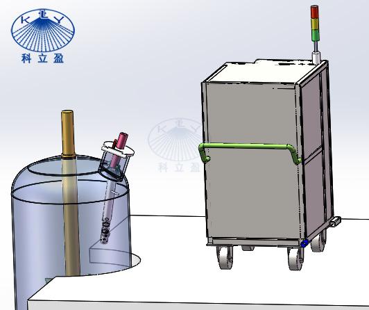 发酵罐清洗系统的运作流程