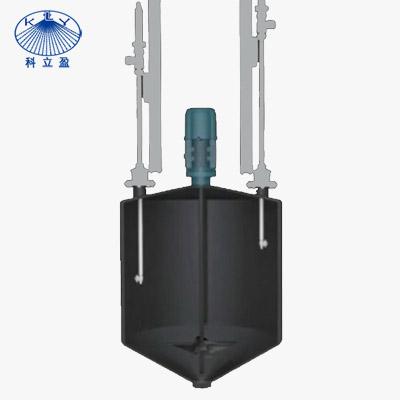 反应釜清洗系统,高压洗反应釜自动清洗设备
