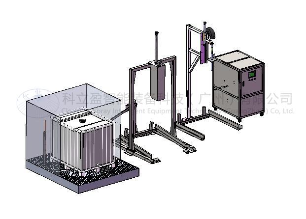 PE化工吨桶清洗消毒解决方案