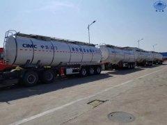 化工运输罐车怎样清洗?
