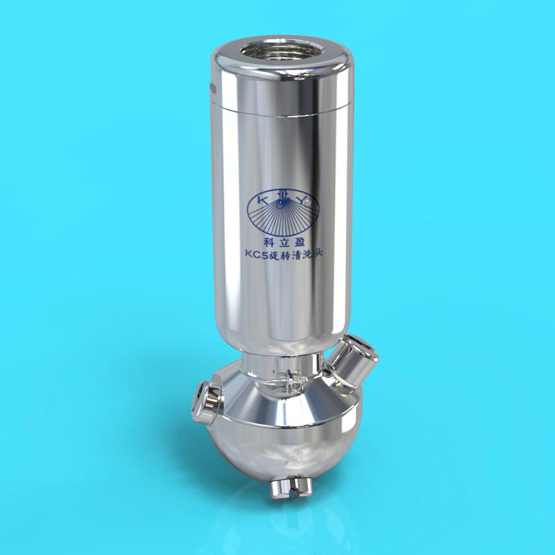KC5系列中小型高冲击力洗罐器