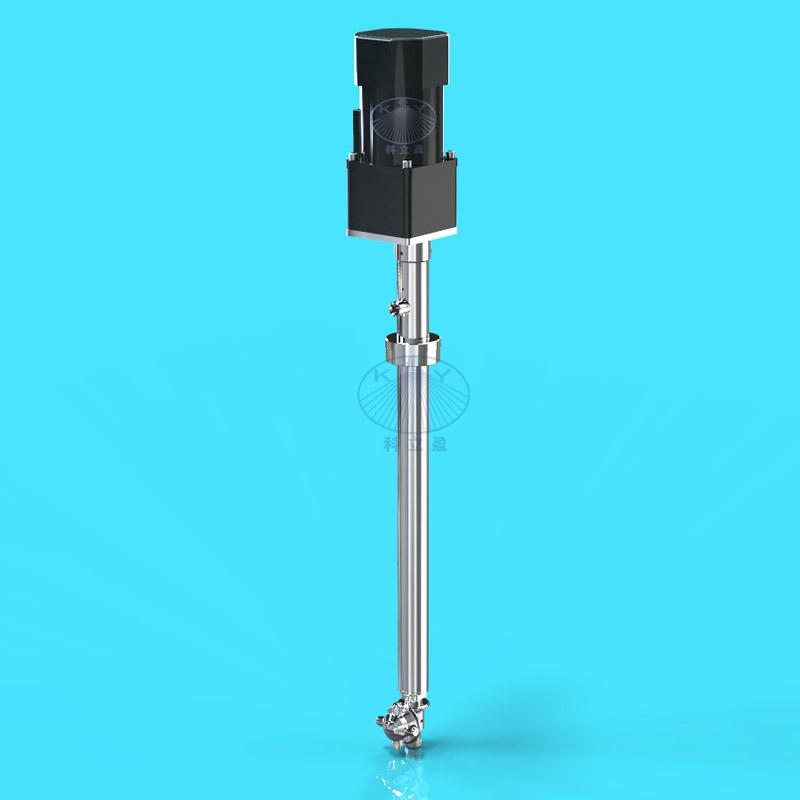 MD电机驱动高压三维洗罐器